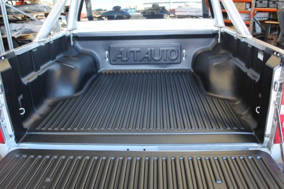 UNDER RAIL UTE LINERS HOLDEN RODEO RA TheUTEShop Products