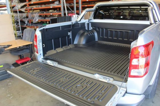 UNDER RAIL UTE LINERS HOLDEN COLORADO/DMAX RG TheUTEShop Products
