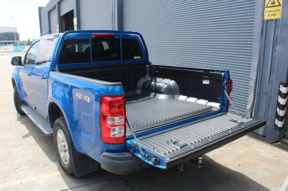 UNDER RAIL UTE LINERS ISUZU D-MAX (RC) TheUTEShop Products