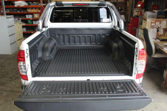 UNDER RAIL UTE LINERS NISSAN D40 NAVARA ST TheUTEShop Products
