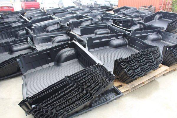 UNDER RAIL UTE LINERS TOYOTA HILUX SR5 TheUTEShop Products