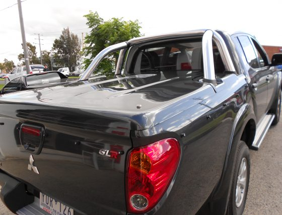 Manual Locking Hard Lid – Mitsubishi Dual Cab MN Triton TheUTEShop Products