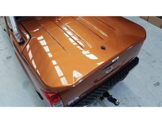 PREMIUM Manual Locking Hard Lid – Nissan Dual Cab NP300 Navara TheUTEShop Products