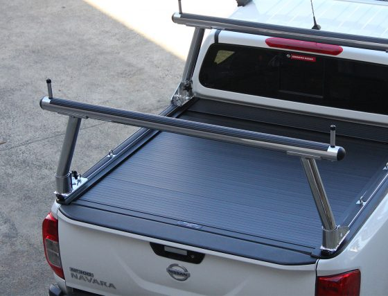 ROLL R COVER- Nissan NP300 Dual Cab Navara Sports Bars (NP42R) TheUTEShop Products