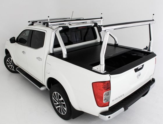 ROLL R COVER- Nissan NP300 Dual Cab Navara (NP4R) TheUTEShop Products