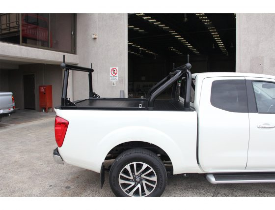 ROLL R COVER- Nissan NP300 Space Extra Cab Navara (NP5R) TheUTEShop Products