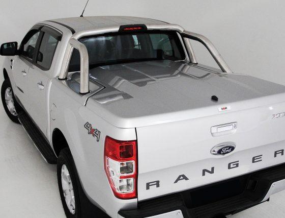 HSP PREMIUM Manual Locking Hard Lid – Ford Dual Cab PX Ranger TheUTEShop Products
