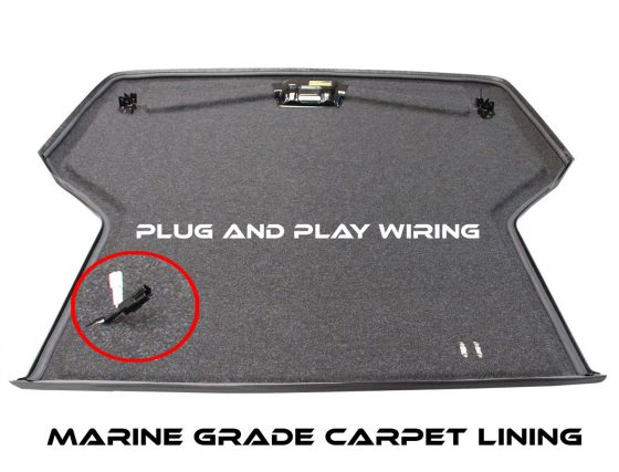 PREMIUM Manual Locking Hard Lid – Volkswagen Dual Cab Amarok TheUTEShop Products