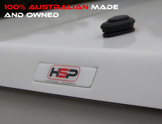 PREMIUM Manual Locking Hard Lid – Holden Extra Cab RG Colorado TheUTEShop Products