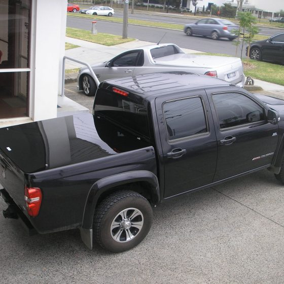 Manual Locking Hard Lid – Holden Dual Cab RA Rodeo/Colorado TheUTEShop Products