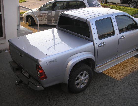 1pc HARD LID – Isuzu Dual Cab Dmax TheUTEShop Products