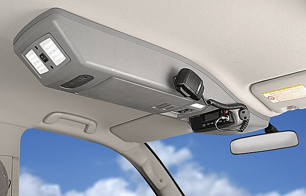 ROOF CONSOLE INCL LIGHTS TheUTEShop Products