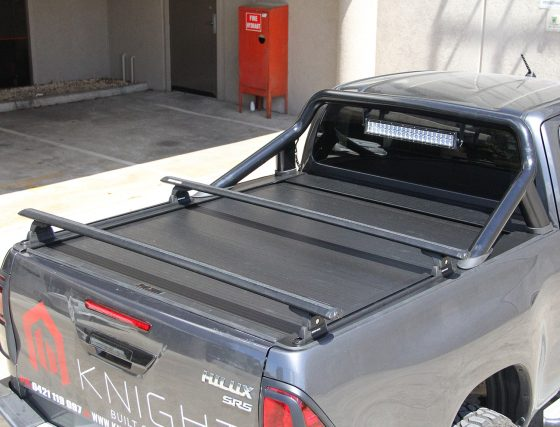 ROLL R COVER – Suits Toyota Space Extra Cab Hilux Revo Sports Bars (H52R) TheUTEShop Products