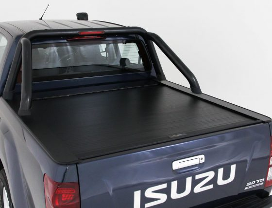 ROLL R COVER- Isuzu Dual Cab DMax Sports Bars (X42R) TheUTEShop Products