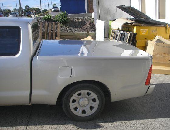 Manual Locking Hard Lid – Suits Toyota Extra Cab Hilux Vigo TheUTEShop Products