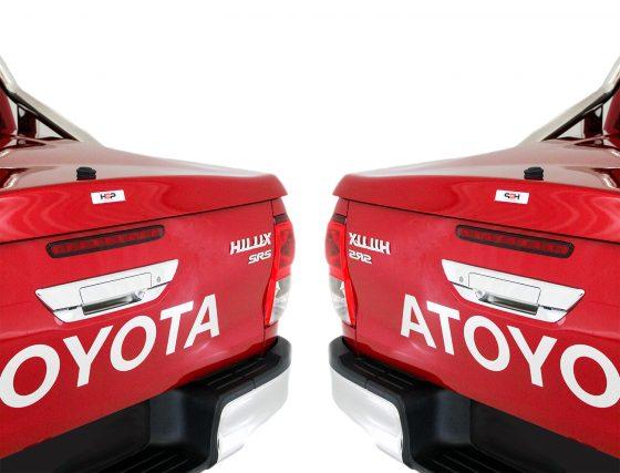 PREMIUM Manual Locking Hard Lid – Suits Toyota Dual Cab Hilux Revo TheUTEShop Products
