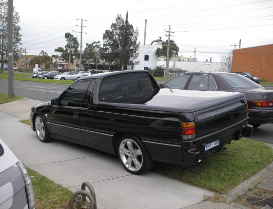 1pc HARD LID – Holden VN-VS Commodore TheUTEShop Products