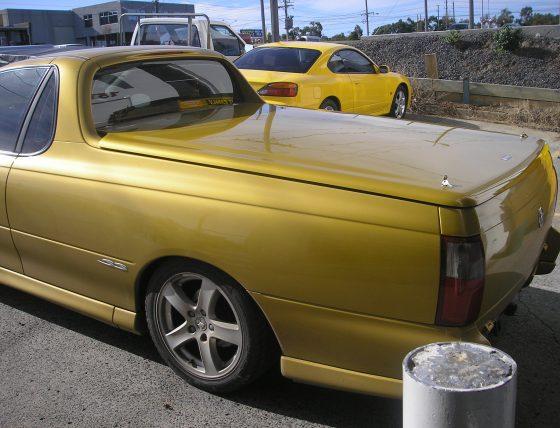 Manual Locking 'Flat' Hard Lid – Holden VU-VZ Commodore TheUTEShop Products