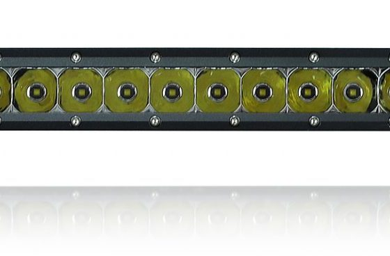 VELOCITY SINGLE ROW LIGHT BAR TheUTEShop Products