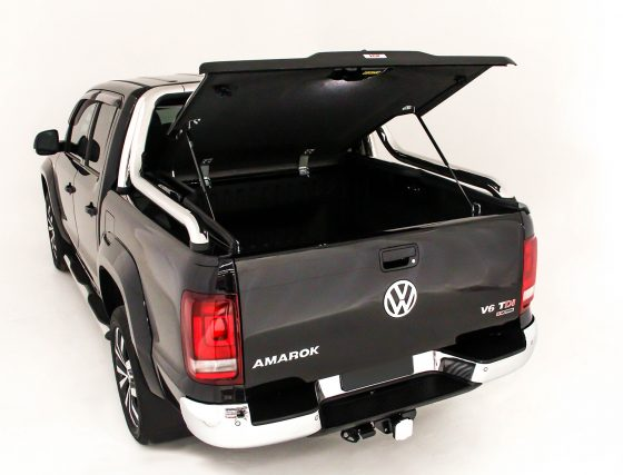 PREMIUM Manual Locking Hard Lid – Volkswagen Dual Cab Amarok suits Ultimate Sports Bars TheUTEShop Products