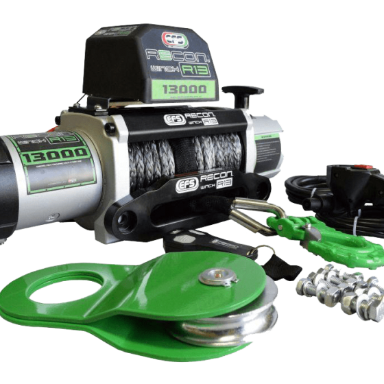 EFS RECON R13 WINCH TheUTEShop Products