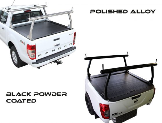 ROLL R COVER Holden Dual Cab Z71 RG Colorado (C6R) TheUTEShop Products