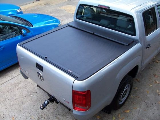 Roll-N-Lock Tonneau Cover for VOLKSWAGEN Amarok 2H 4dr Dual Cab 02/11 On TheUTEShop Products