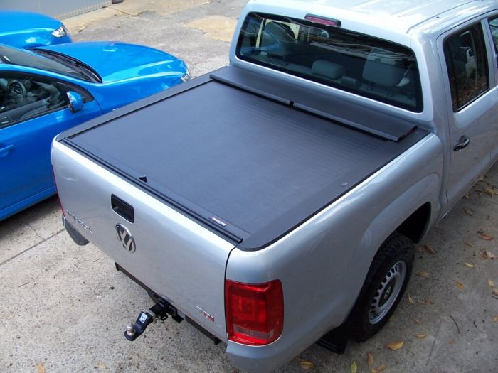 Roll N Lock Tonneau Cover For Volkswagen Amarok 2h 4dr Dual Cab 02 11 On The Ute Shop