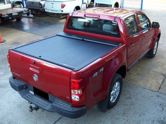 Roll-N-Lock Tonneau Cover for HOLDEN Colorado RG 4dr Ute Dual Cab 06/12 On TheUTEShop Products