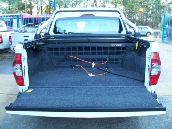 Roll-N-Lock Tonneau Cover for LDV T60 4dr Ute Dual Cab 10/17 On TheUTEShop Products