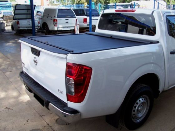 Roll-N-Lock Tonneau Cover for NISSAN Navara NP300 4dr Ute Dual Cab 07/15 On TheUTEShop Products