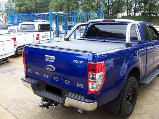 Roll-N-Lock Tonneau Cover for FORD Ranger PX/PX MkII 10/11 On TheUTEShop Products
