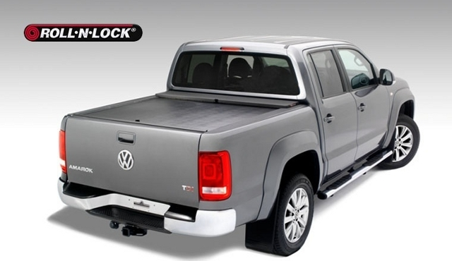 Roll-N-Lock Tonneau Cover for Nissan Navara D22 Dual Cab TheUTEShop Products