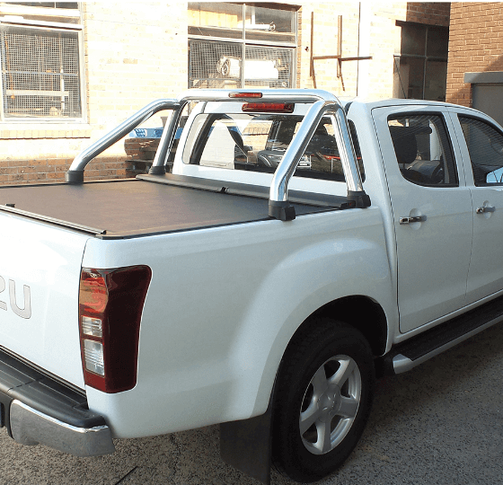 ROLL N LOCK – Isuzu Dual Cab Dmax (X4) TheUTEShop Products