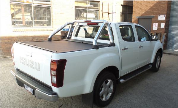 ROLL N LOCK – Isuzu Dual Cab Dmax (X4) TheUTEShop Products