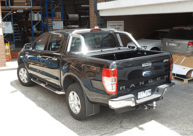 ROLL N LOCK – Ford Dual Cab PX Ranger (P4) TheUTEShop Products