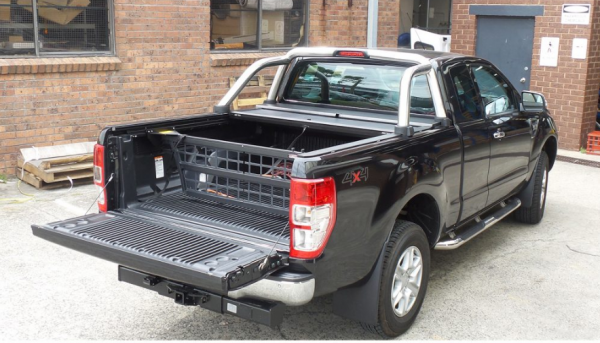 ROLL N LOCK – Ford Extra Cab PX Ranger (P5) TheUTEShop Products