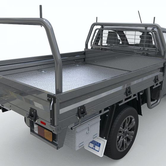 STEEL UTE TRAYS TheUTEShop Products