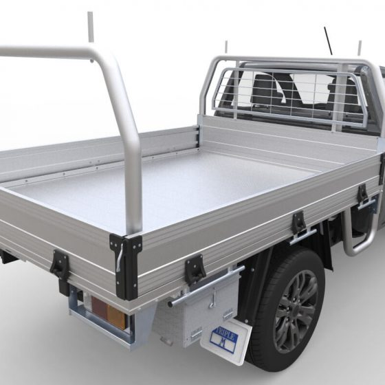 ALUMINIUM QUICK LOCK UTE TRAY TRUCK BODY TheUTEShop Products