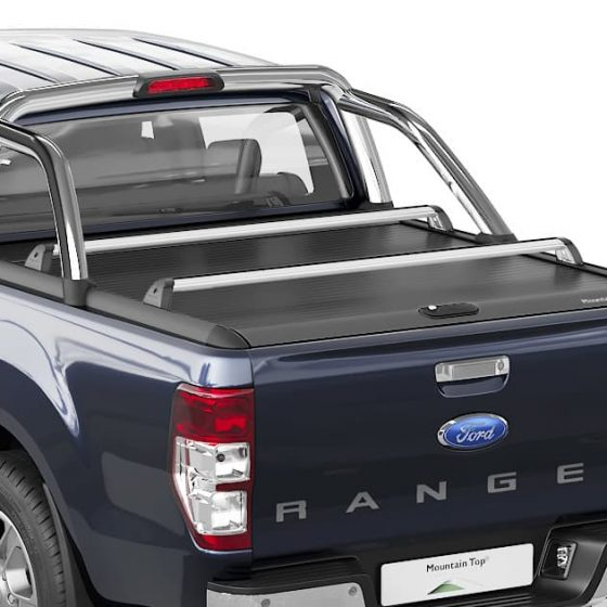 RANGER PX MKIII MOUNTAIN TOP. ROLL TOP LID. BLACK TheUTEShop Products