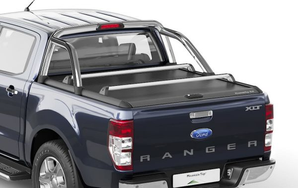 RANGER PX MKI MOUNTAIN TOP. ROLL TOP LID. BLACK TheUTEShop Products