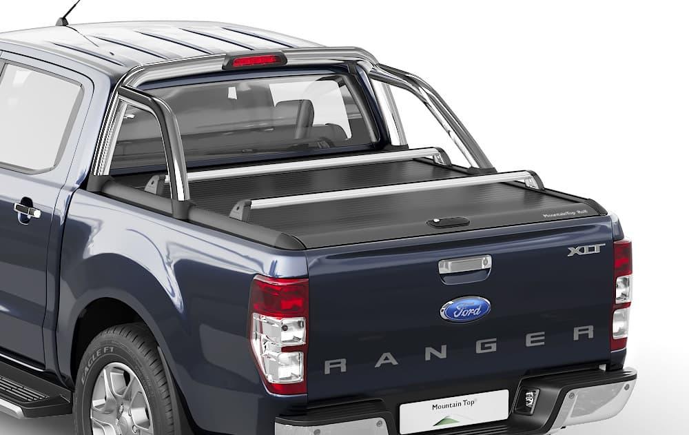 ranger px mki mountain top roll top lid black the ute shop. Black Bedroom Furniture Sets. Home Design Ideas