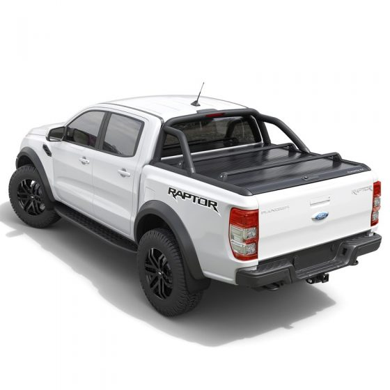 RANGER RAPTOR MOUNTAIN TOP. ROLL TOP LID. BLACK TheUTEShop Products