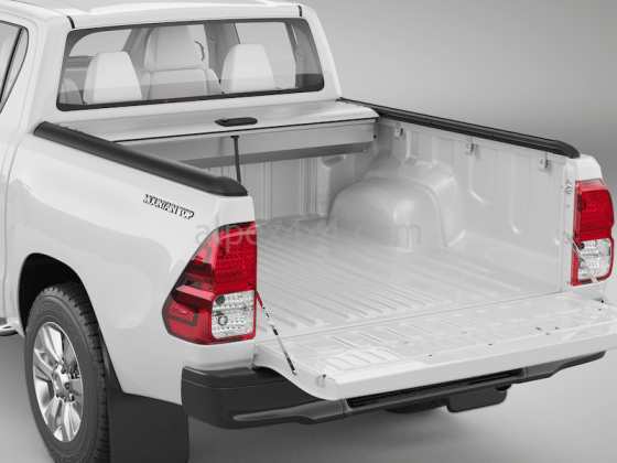 HILUX SR5 MOUNTAIN TOP. ROLL TOP LID. SILVER TheUTEShop Products