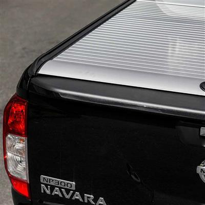 NAVARA 2015 NP300 MOUNTAINTOP ROLL TOP D/C BLACK TheUTEShop Products
