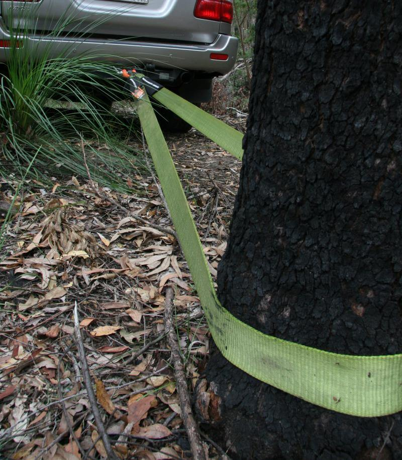 Tree Trunk Protector >> 10t 5m Tree Trunk Protector The Ute Shop