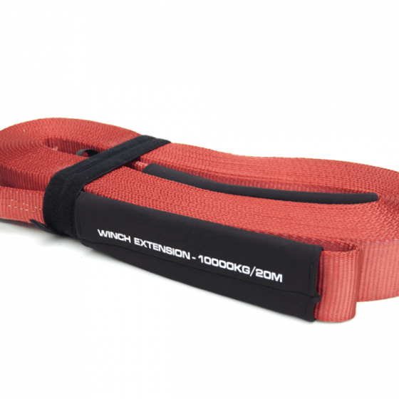 10T/20M Winch Extension Strap TheUTEShop Products