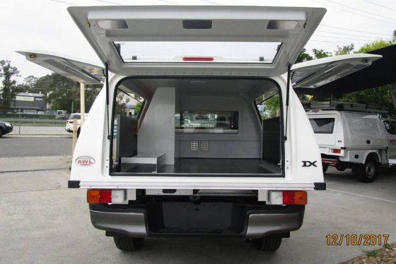 IX CANOPY TheUTEShop Products
