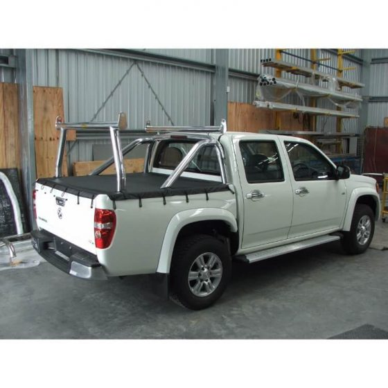 Holden Colorado Adaptor Rack Set TheUTEShop Products