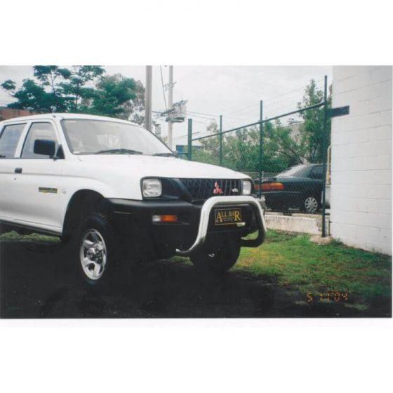 Mitsubishi MK Triton Nudgebar TheUTEShop Products